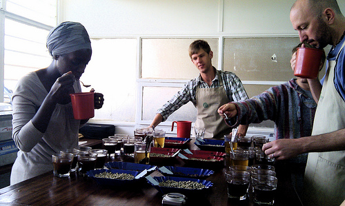 Cupping at RTC