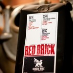 The new Red Brick label